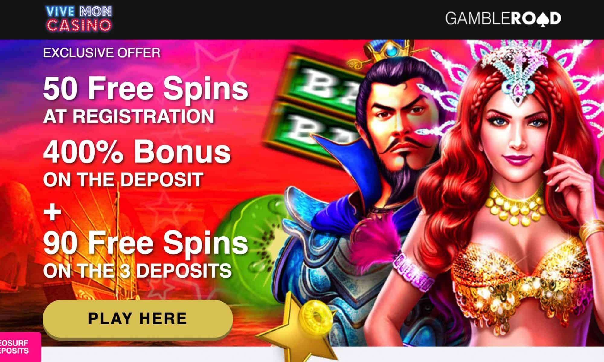Evitez la déconvenue à propos de ViveMon Casino en consultant notre avis